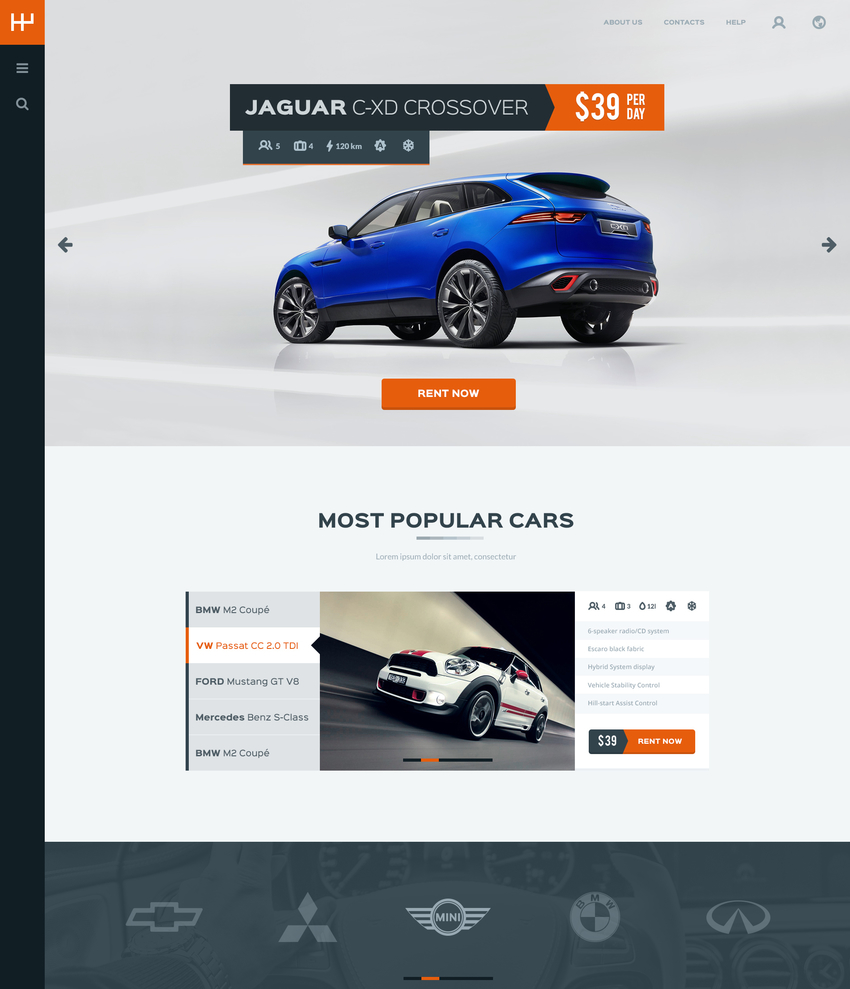 Make Car Advertisement Mockups