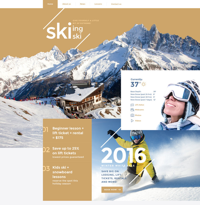 skiing-website-template-1