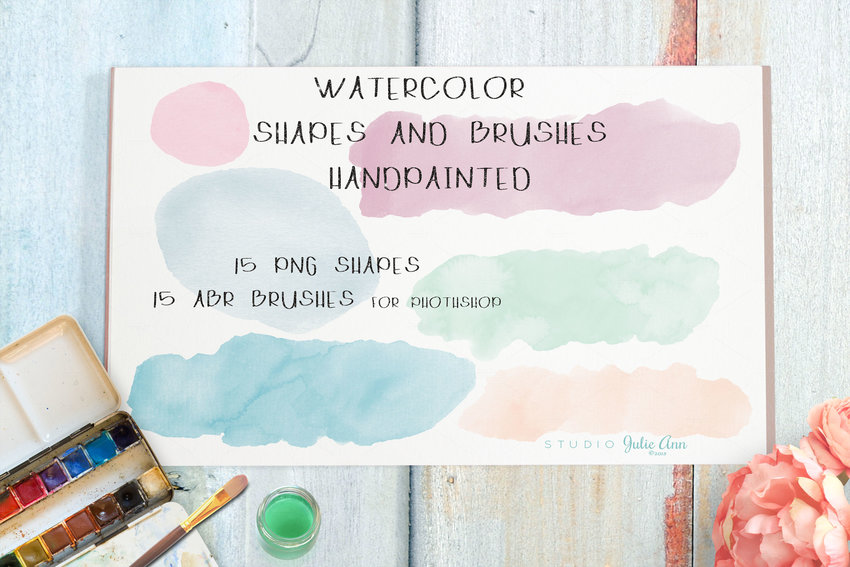 watercolor-shapes-splotches-brushes-2