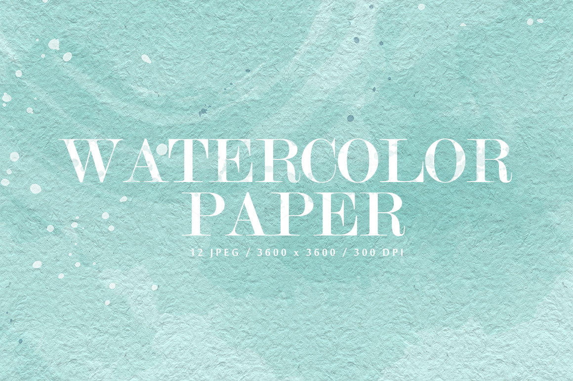 12-Watercolor-Papers