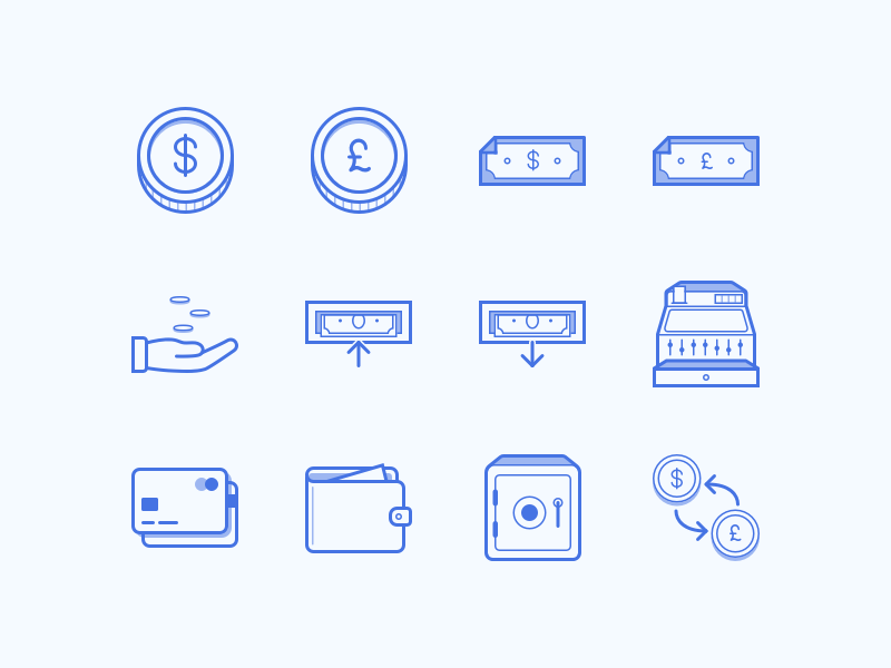 Finance-Icon-Set