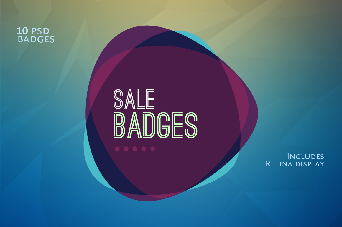 Flat-Flavour-Sales-Badges