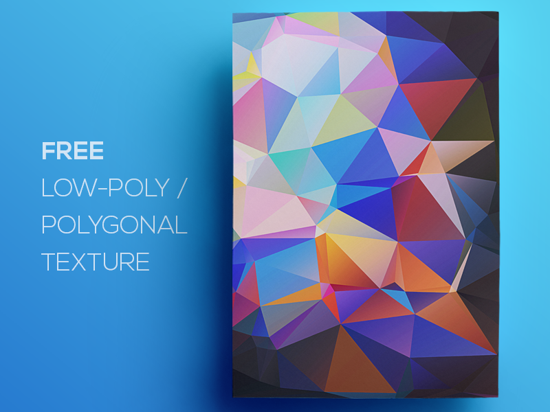 Free-Polygonal-Low-Poly-Background-Texture