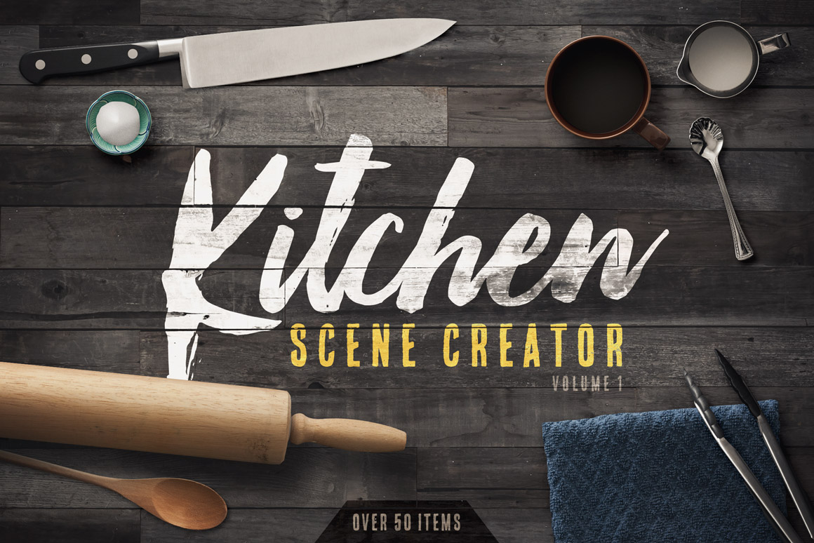 Kitchen-Scene-Creator