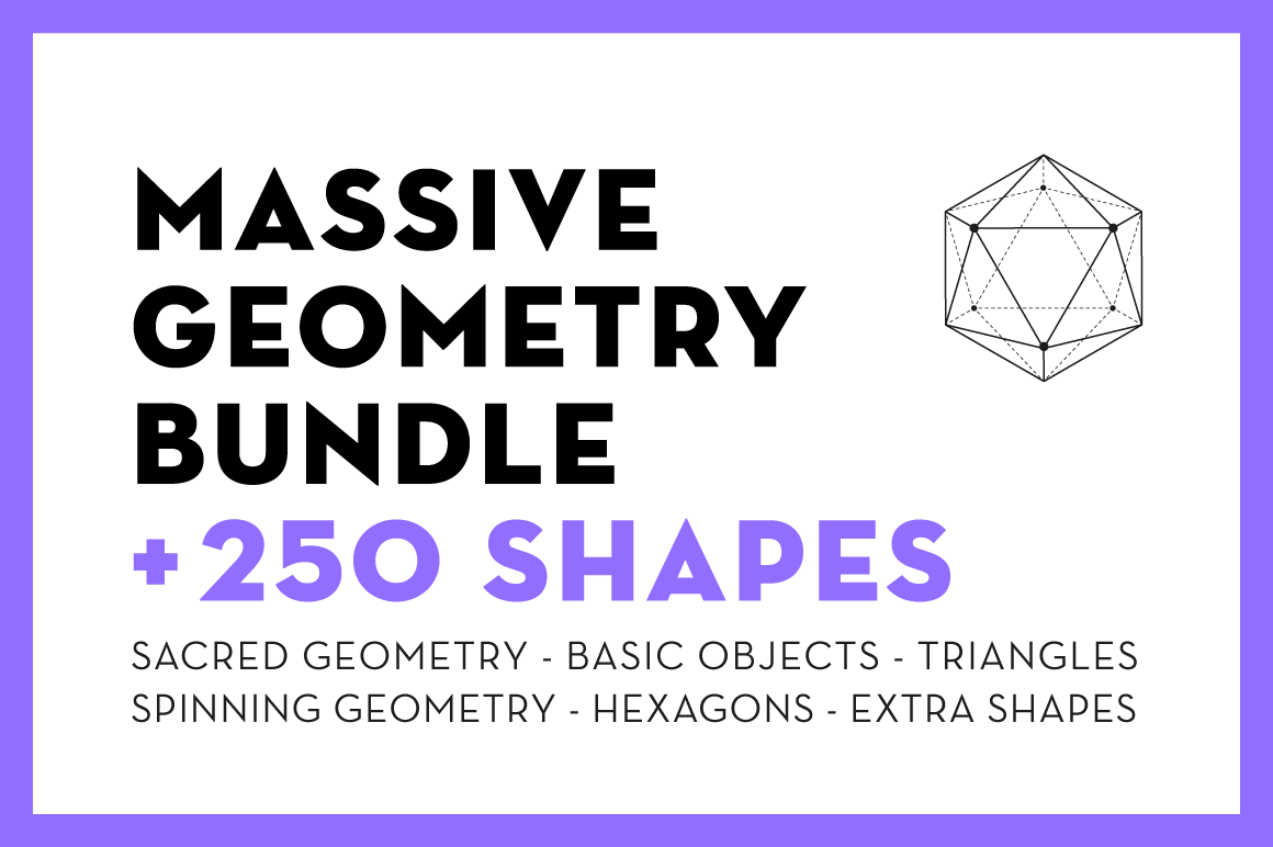 MASSIVE-GEOMETRY-BUNDLE