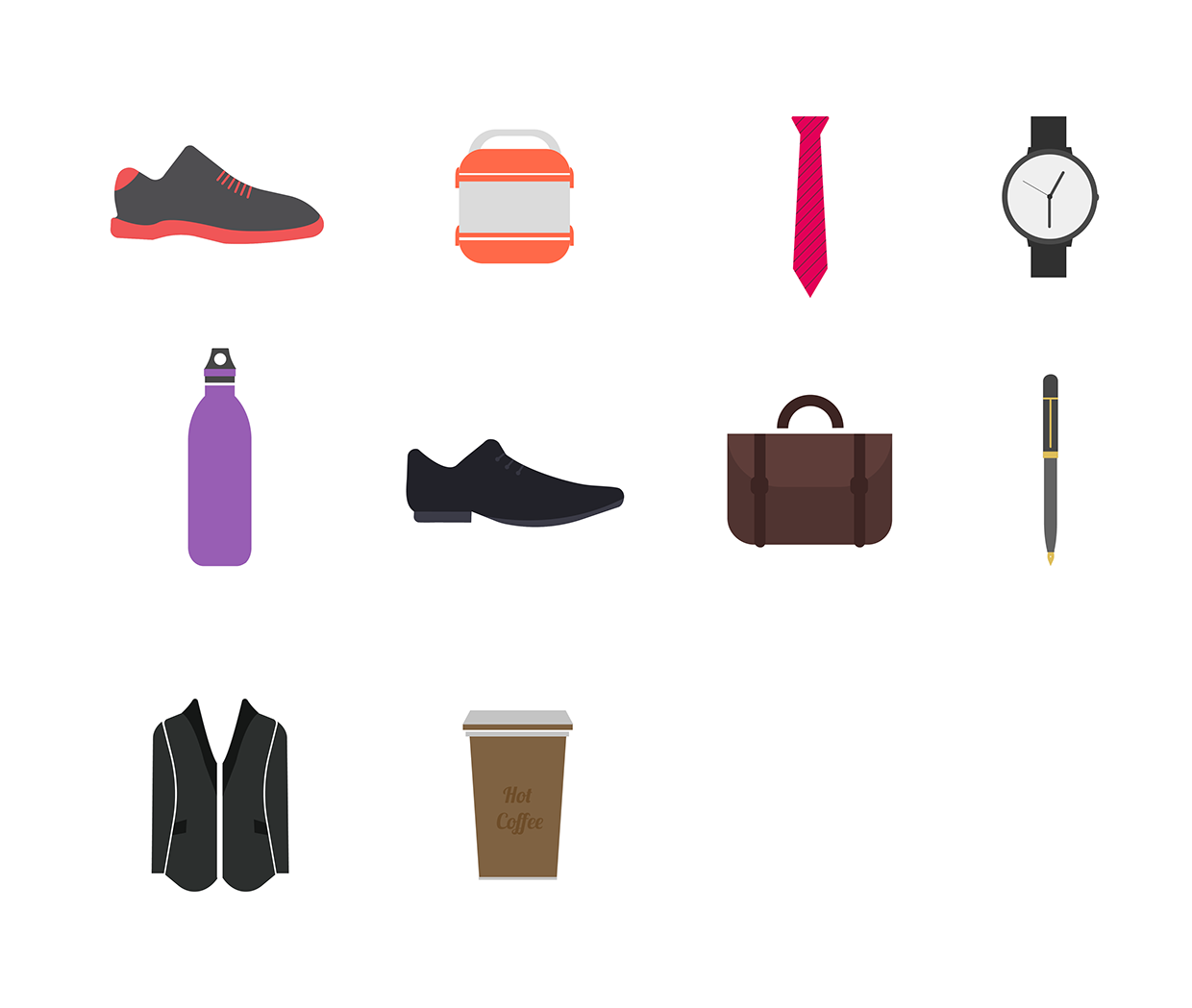 Office-Accessories-Minimal-Flat-Icons2