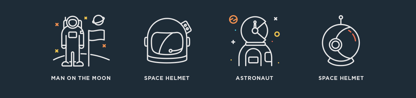 Space-Free-Vector-Icons