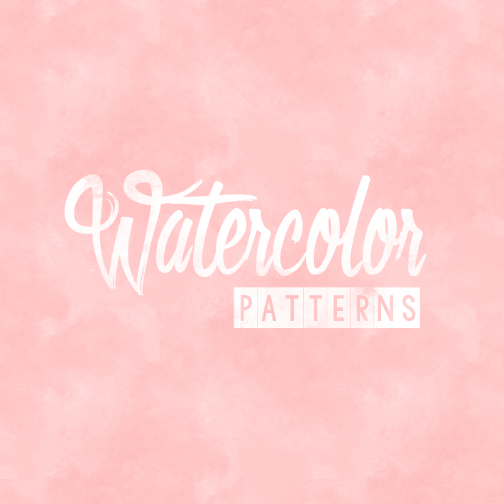 Watercolor-Patterns