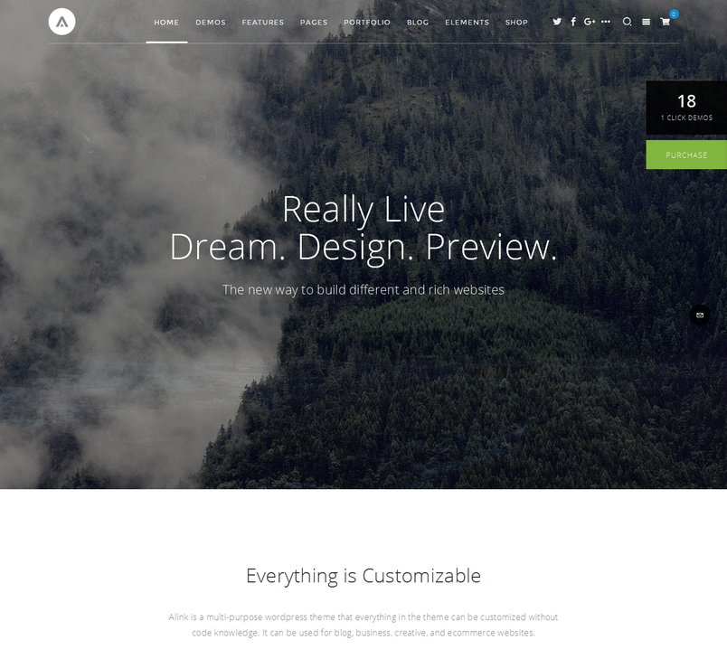 alink-customizable-wordpress-theme-1