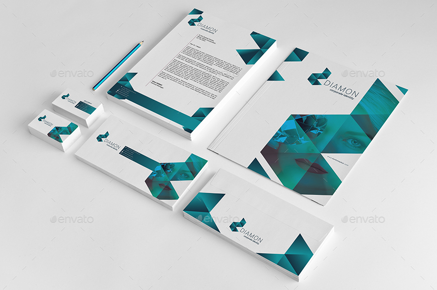 diamond-corporate-identity-package