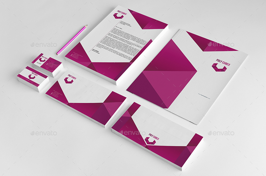 poly-cubex-corporate-identity-package