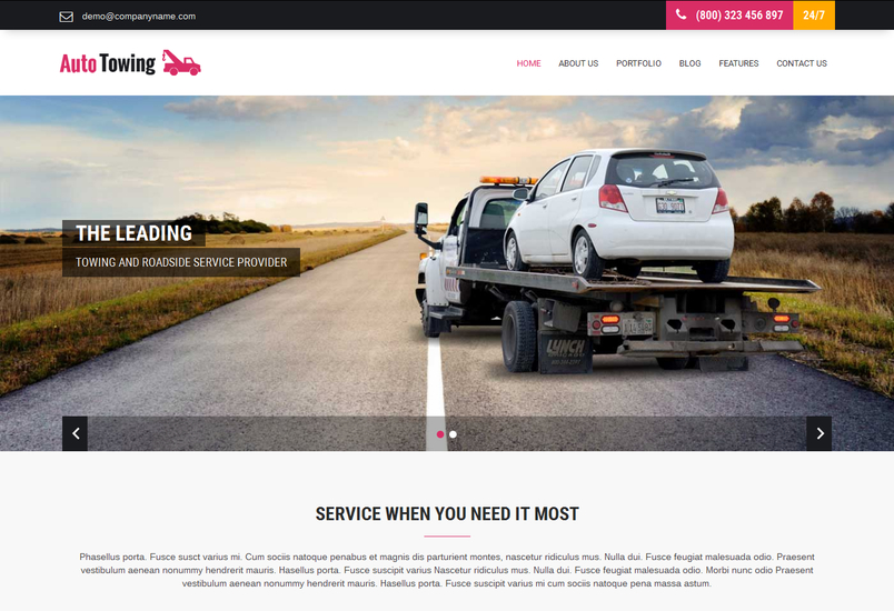 skt-towing-free-wordpress-theme-1