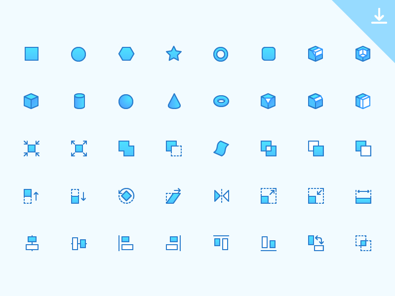 40-CAD-Icons