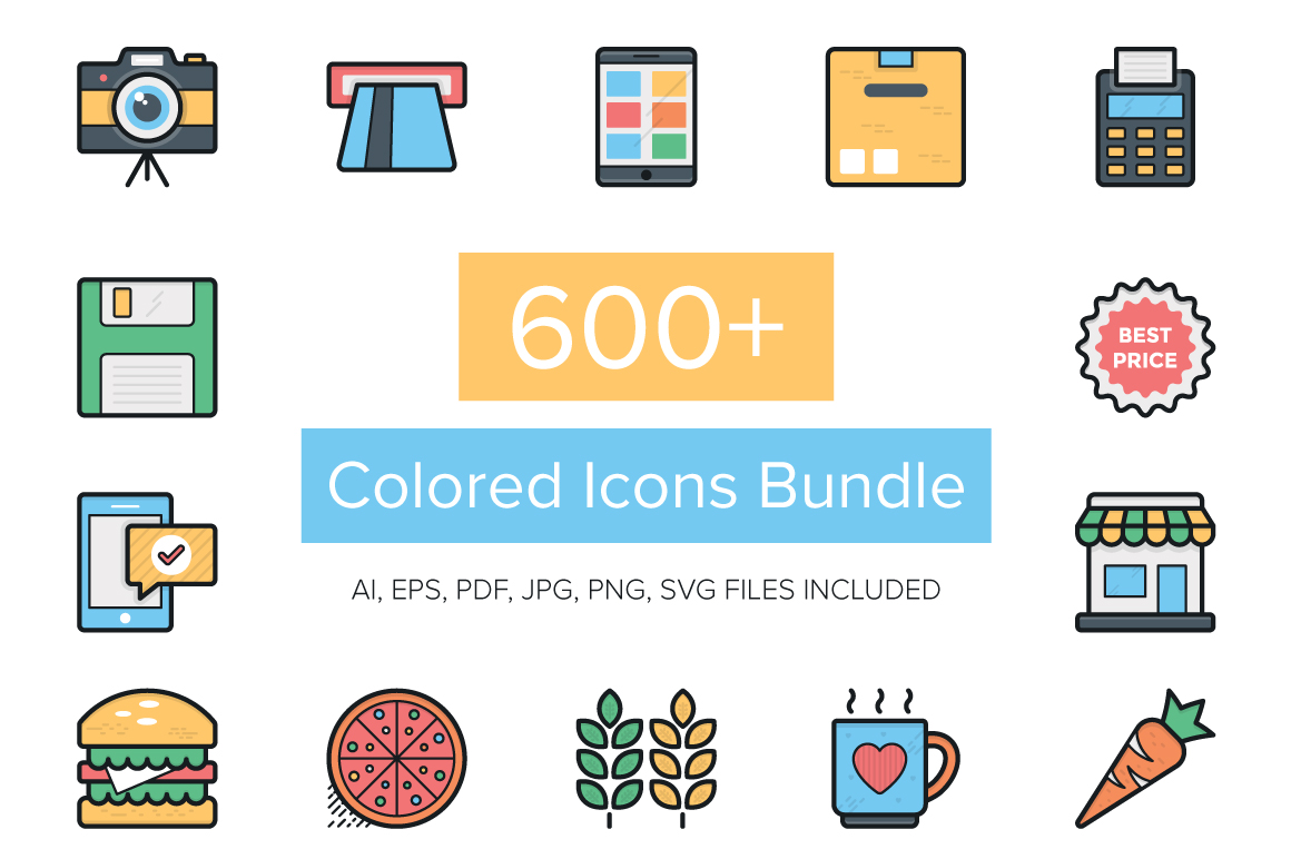 600-Colored-Icons-Bundle