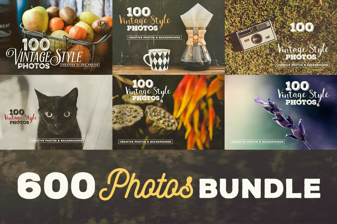 600-Vintage-Style-Photos-Bundle