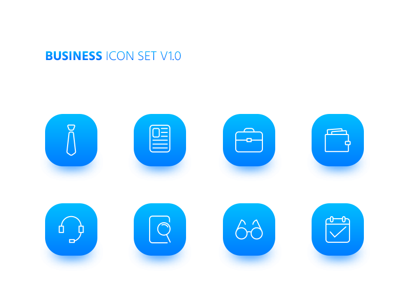 Business-Icon-Set