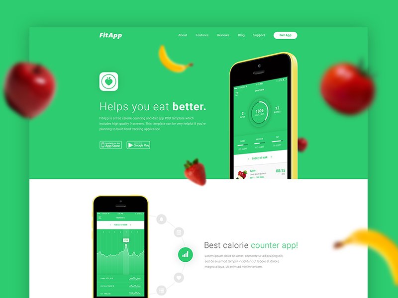 FitApp-Free-PSD-Template