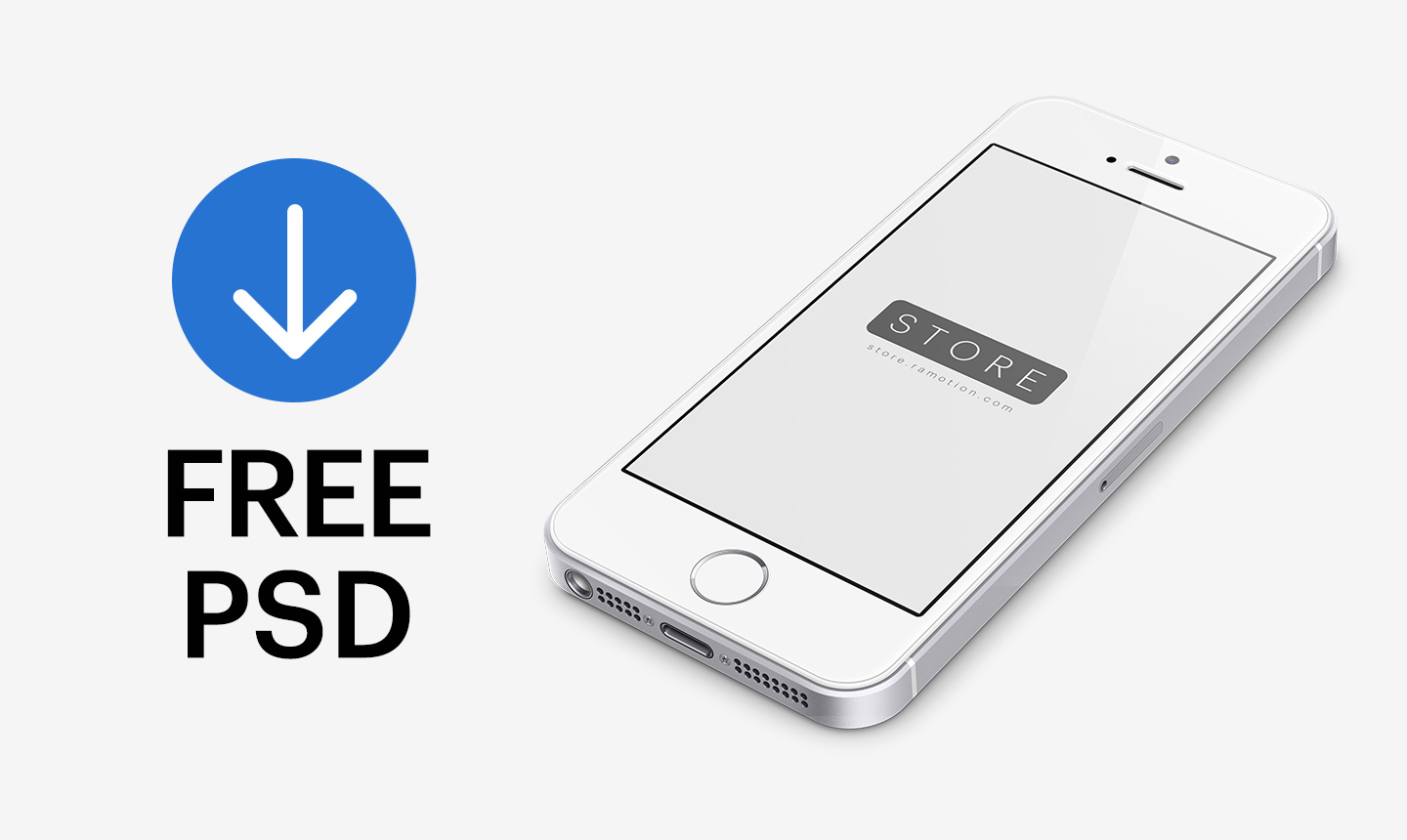 Free-iPhone-SE-Mockup-PSD