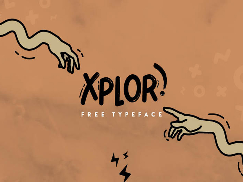 The-Beautiful-FREE-Xplor-Typeface
