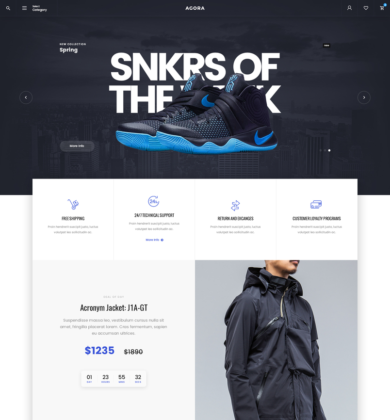 agora-ecommerce-psd-template-2