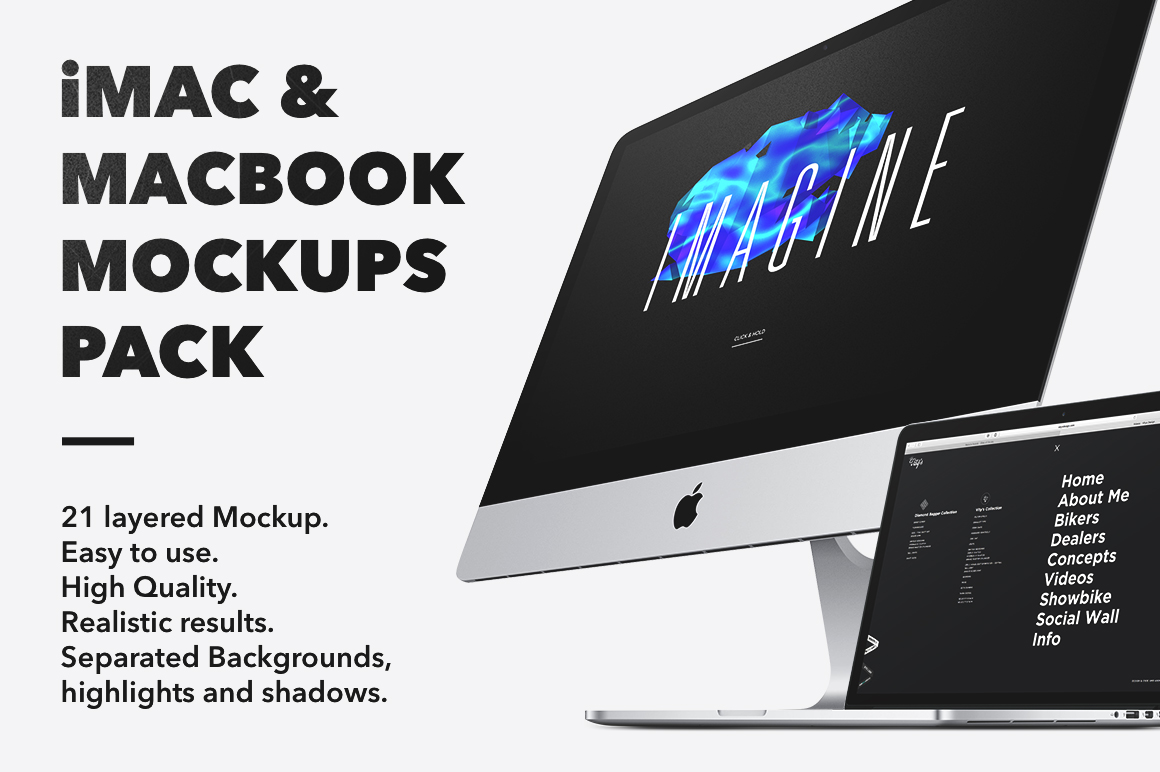 iMac-Macbook-Mockups-pack