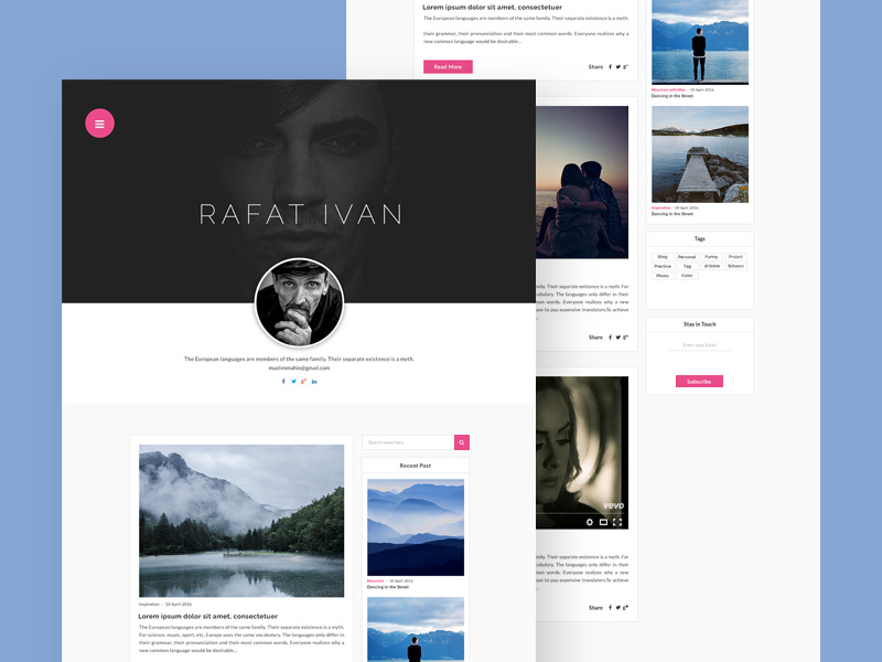 personal-blog-website-freebie
