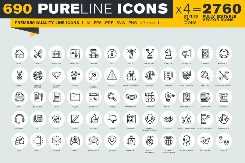 pure-line-icons-2