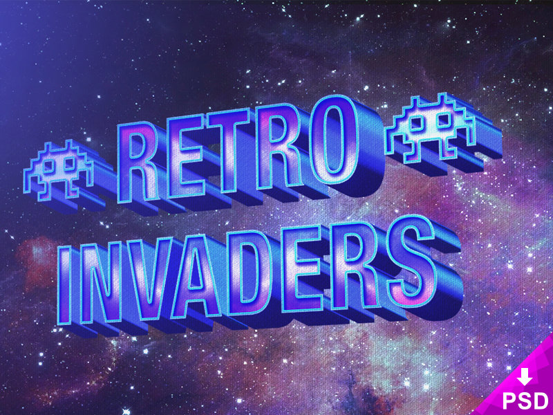 3d-retro-layer-text-style-2