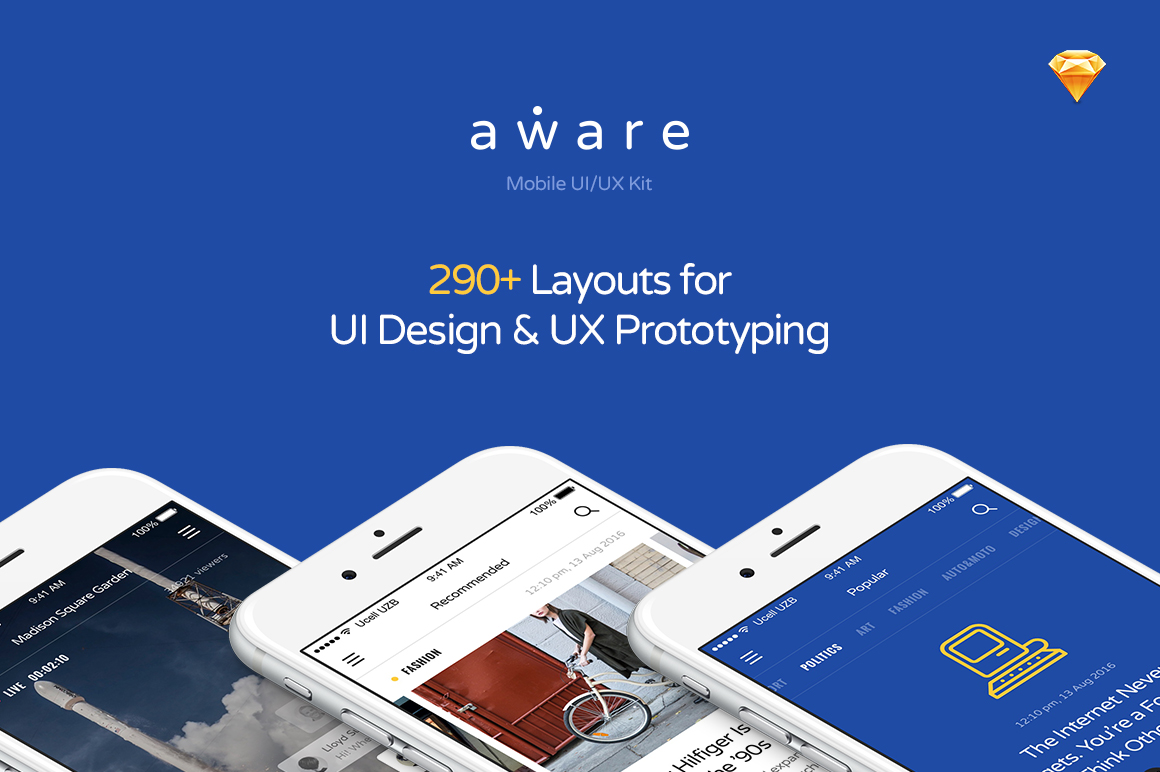 Aware-Mobile-UIUX-Kit-290-Layouts