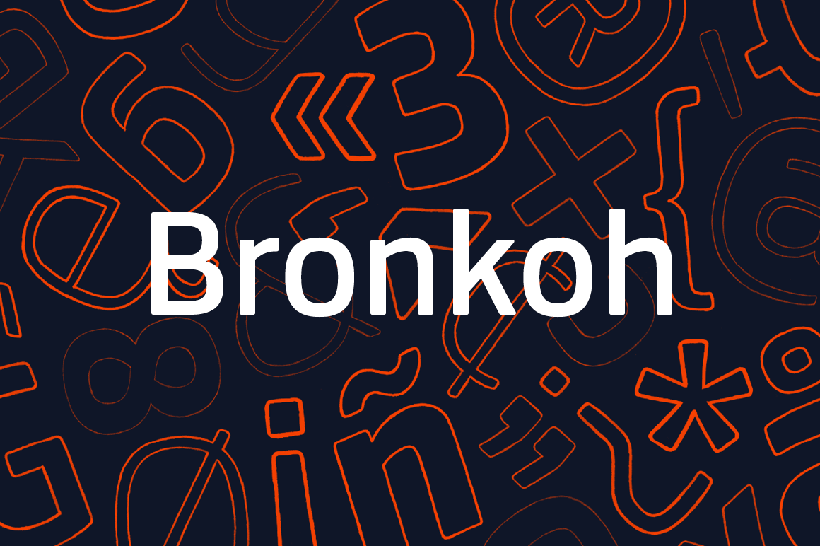 Bronkoh-Font-Family
