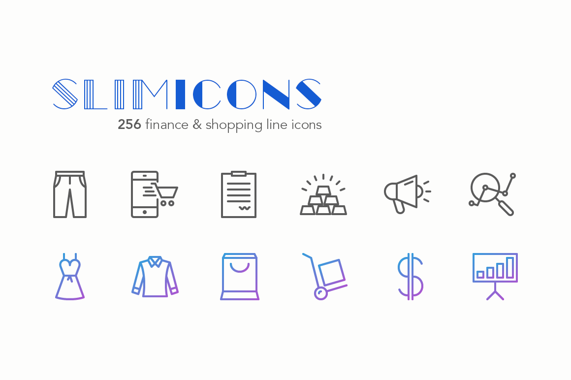 Finance-Shopping-Icons-Slimicons