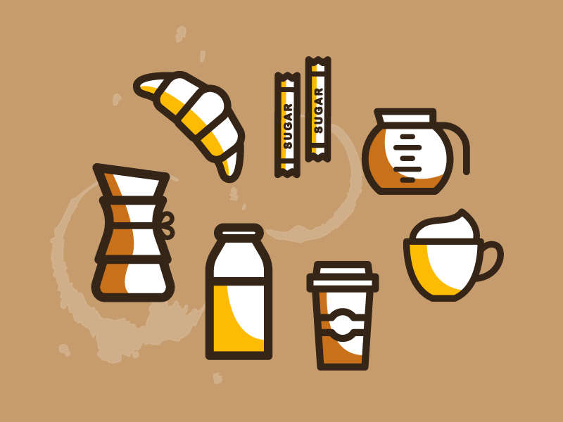 Free-Coffee-Icons