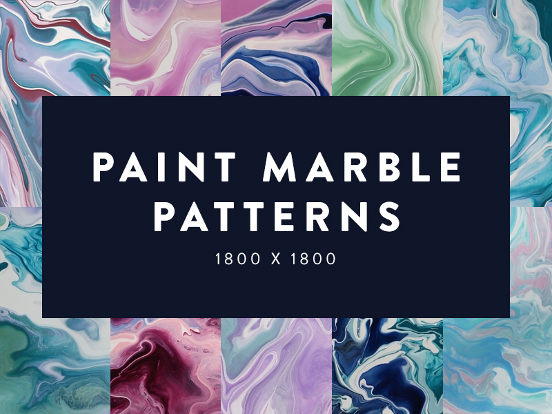 Free-Paint-Marble-Patterns