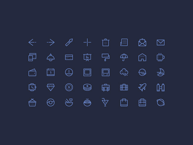 Free-Psd-of-50-line-icons