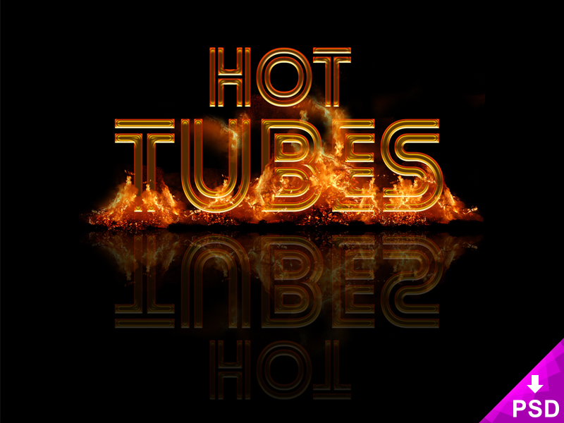 Hot-Tubes-Text-Style