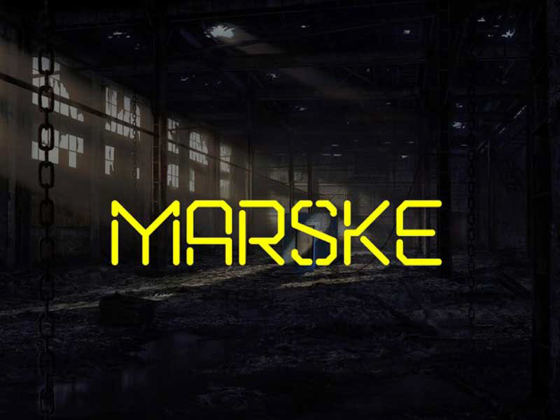 Marske-Font-with-Cyrillic
