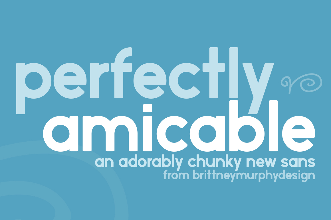 Perfectly-Amicable