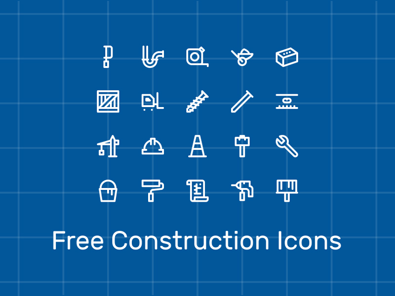 construction-icons