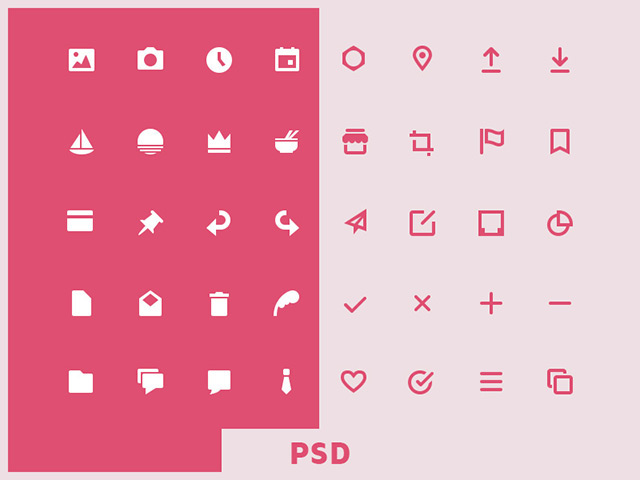 free-icon-set-psd
