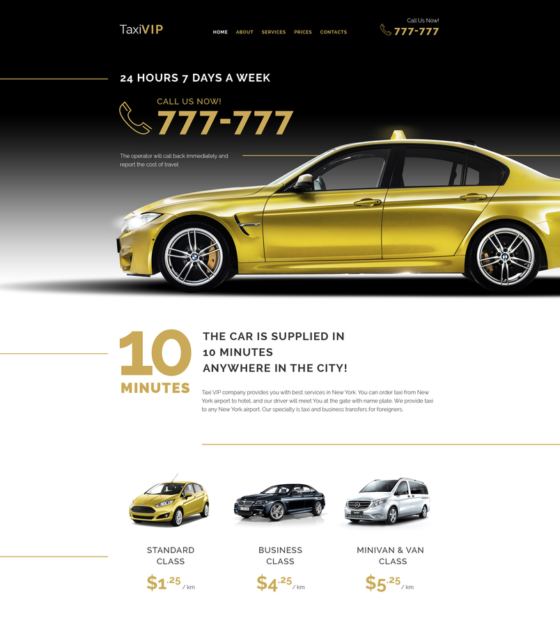 taxi-responsive-website-template-1