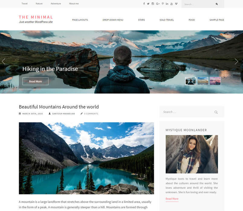 the-minimal-blog-wordpress-theme-1