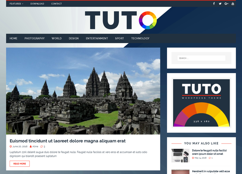 tuto-free-blog-magazine-wordpress-theme-1