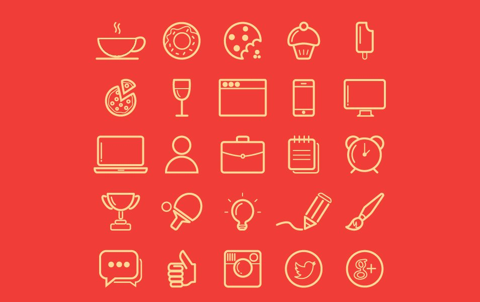 30-Free-Vector-Line-Icons