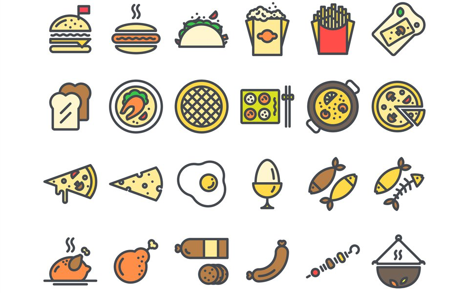 Creaticons-Food-Beverages