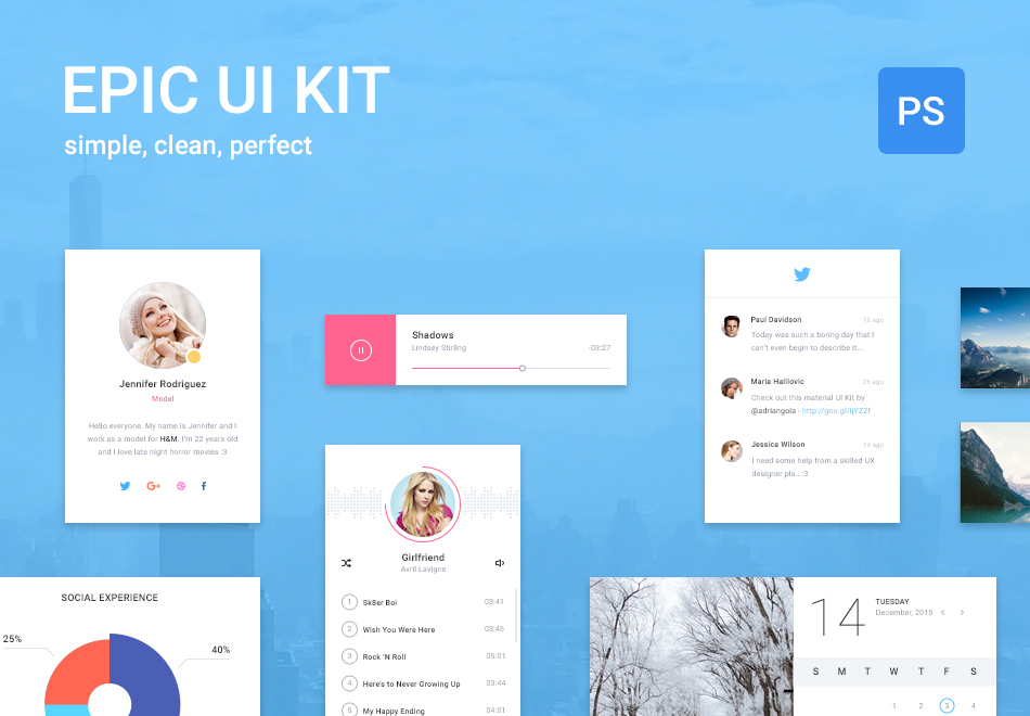 Epic-UI-Kit