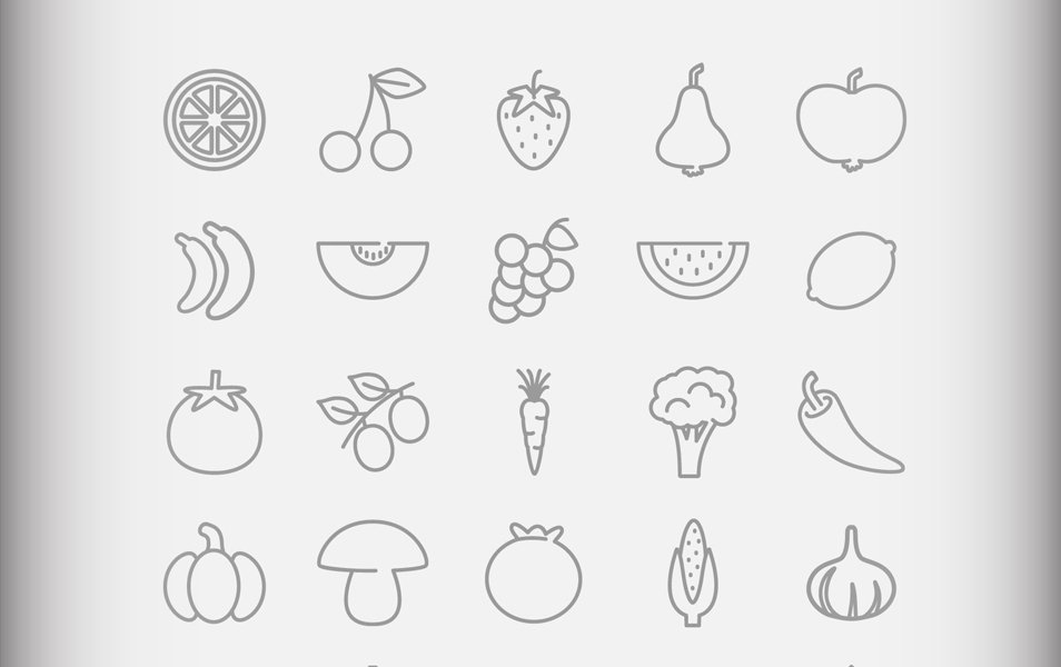 FoodShift-Icon-Set