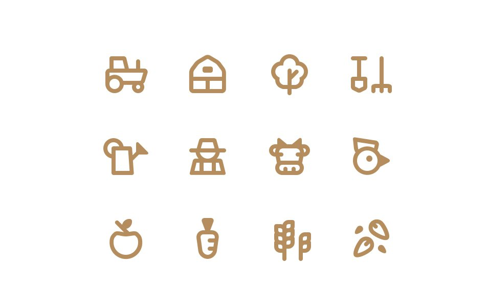 Free-Farm-Vector-Icons