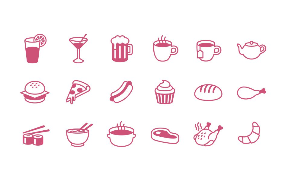Free-Food-Icon-Set