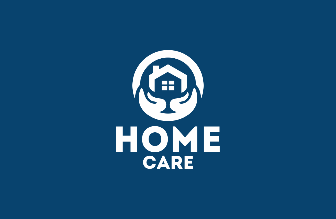 Creative logo design templates 10 - Home health care logo design ...