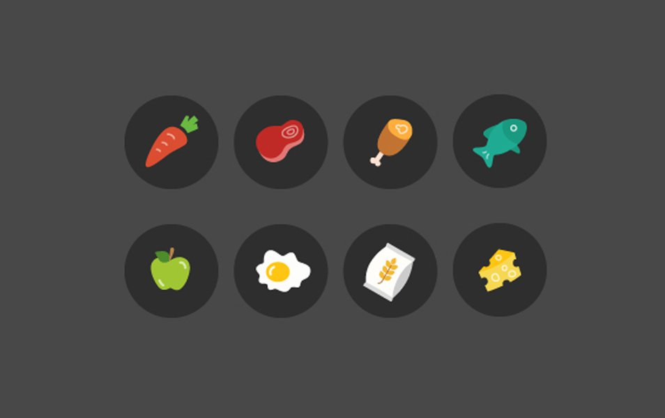 Ingredient-Icons